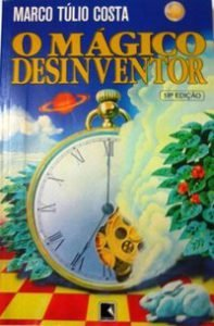 Filmes e livros para crianças O Mágico Desinventor