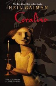 Livro infantil Coraline