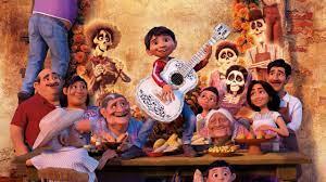 Filme infantil - Viva: a vida é uma festa!